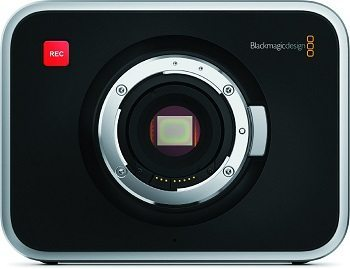 Blackmagic Design Cinema Camera with EF Mount Review
