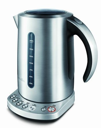 Breville BKE820XL Variable-Temperature 1.8-Liter Kettle Review