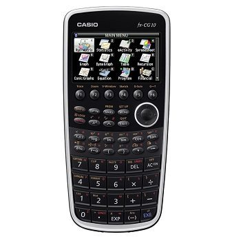 Casio FX-CG10 Prizm Color Graphing Calculator Review