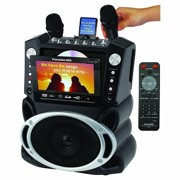 Karaoke USA Karaoke System Review