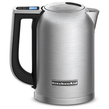 KitchenAid KEK1722SX 1.7-Liter Electric Kettle with LED Display Review