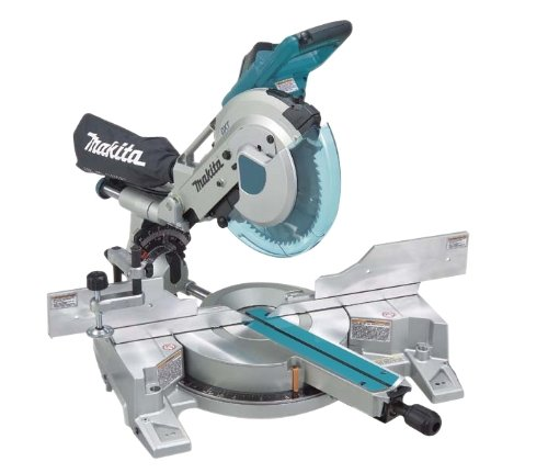 Makita LS1016L 10-inch Dual Slide Compound Miter Saw with Laser review