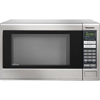 Panasonic 1200W 1.2 Cu. Ft. Countertop Microwave Oven review