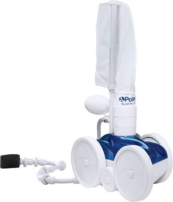 Polaris Vac-Sweep 280 Pressure Side Pool Cleaner Review