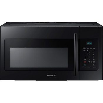 Samsung ME16H702SEB 1.6 Cu. Ft. 1000W Over-the-Range Microwave review