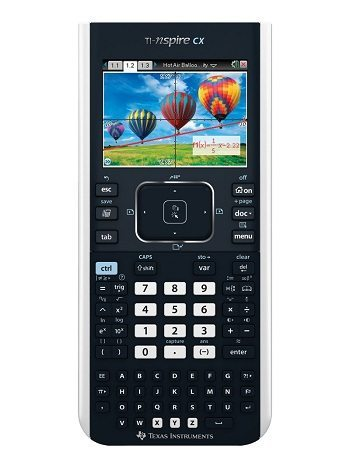 Texas Instruments TI-Nspire CX Graphing Calculator Review