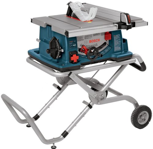 Worksite Table Saw with Gravity-Rise Stand Review​