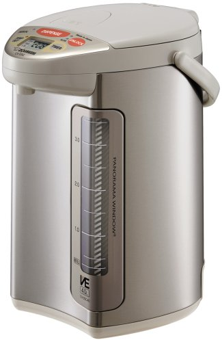 Zojirushi CV-DSC40 Super VE Hybrid Water Boiler and Warmer Review