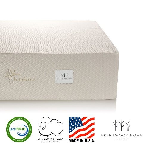 brentwood hd memory foam air mattress review