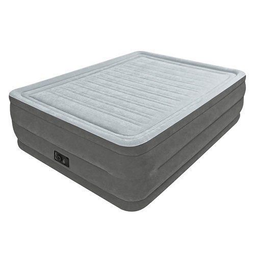 intex comfort plus air mattress review