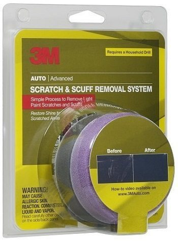 3M Scratch and Scuff Removal System Review