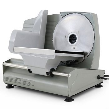 ARKSEN Electric Commercial Deli Meat Slicer Review