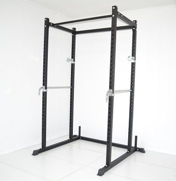 Atlas Power Rack Squat Deadlift Cage with Bench Racks Review​