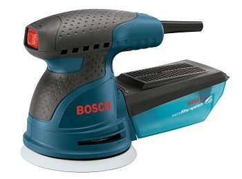 Bosch ROS20VSC Random Orbit Sander Review