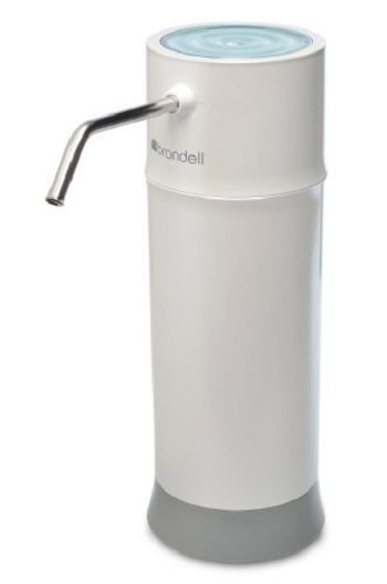 Brondell H20+ Pearl Countertop Water Filter System Review