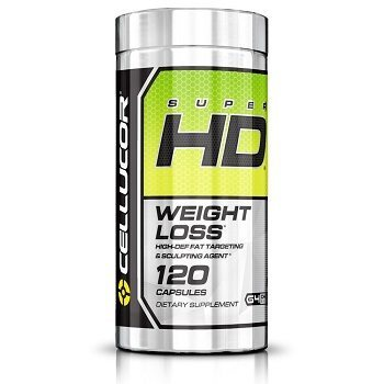 Cellucor Super HD Thermogenic Fat Burner Supplement Review
