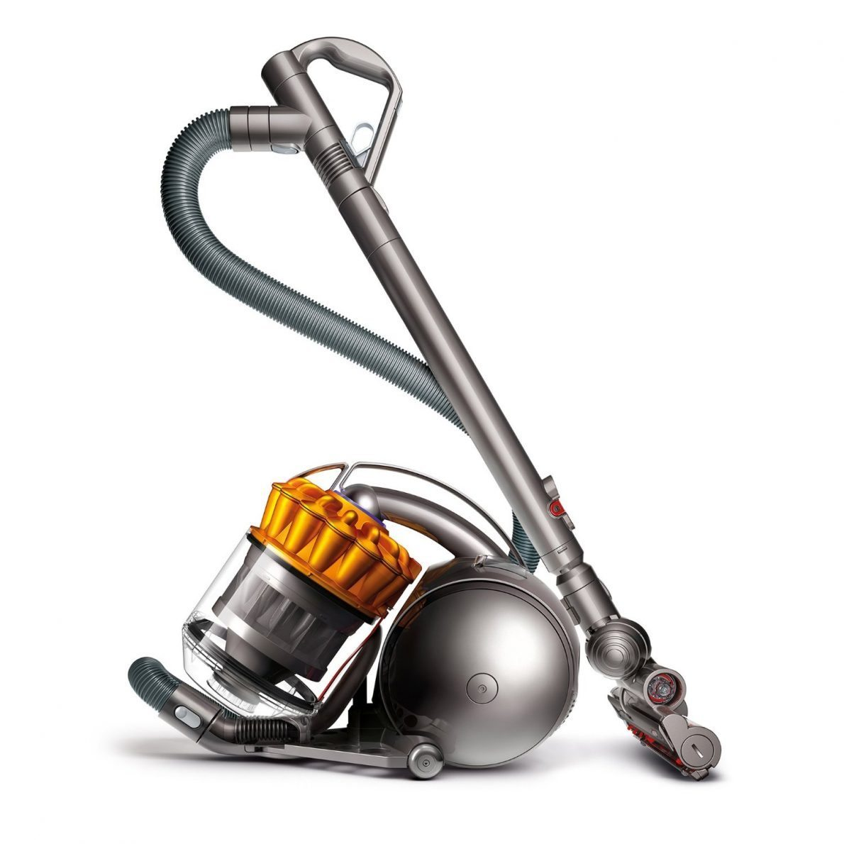 Dyson Ball MultiFloor Canister Vacuum Cleaner Review