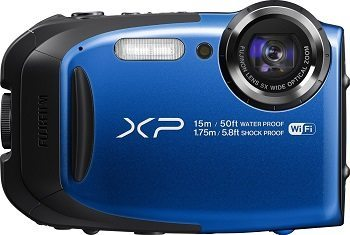 Fujifilm FinePix Waterproof Digital Camera Review