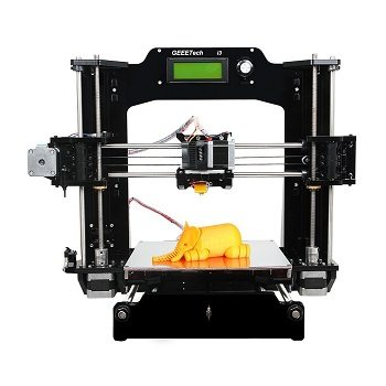 Geeetech Prusa I3 X 3D Printer Review
