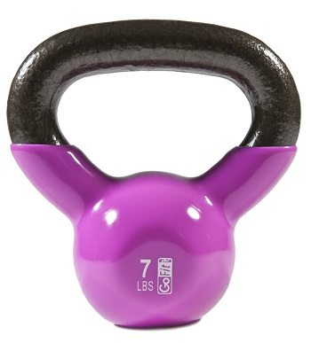 GoFit Premium Vinyl Dipped KettleBell​ Review