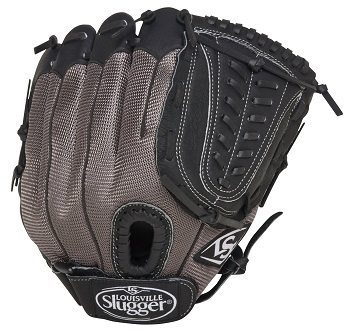 Louisville Slugger Genesis Gun Metal Fielding Glove Review
