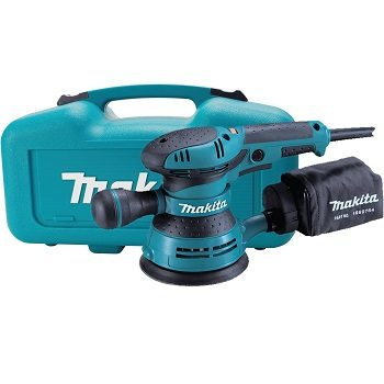 Makita BO5041K Random Orbit Sander Kit Review