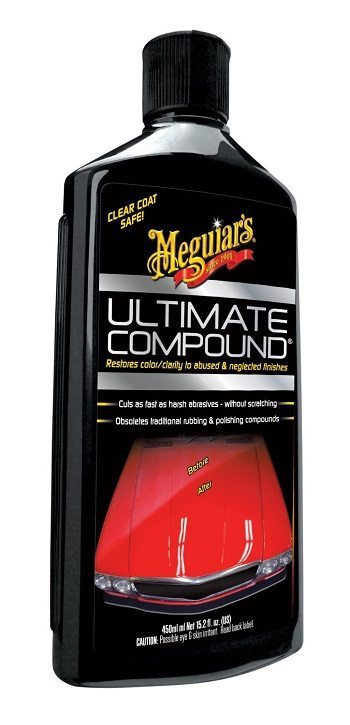 Meguiar's G17216 Ultimate Compound Review