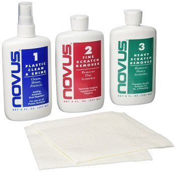 NOVUS 7100 Plastic Polish Kit Review