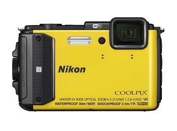 Nikon COOLPIX Waterproof Digital Camera Review
