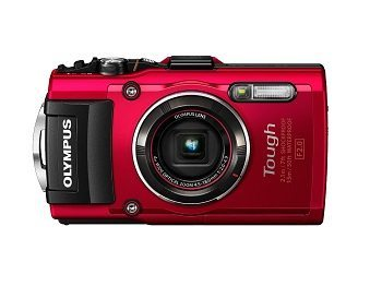 Olympus Waterproof Digital Camera Review