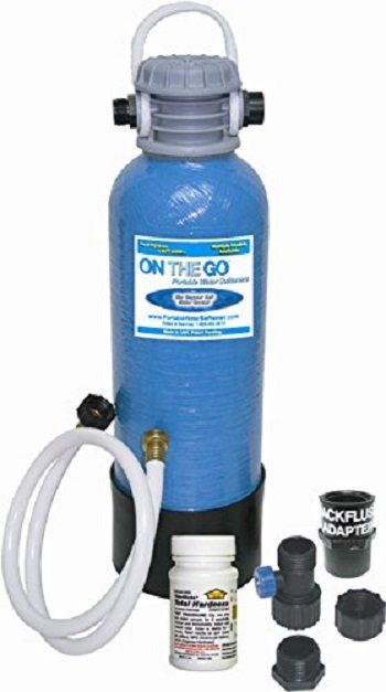 On The Go OTG4-StdSoft-Portable 8,000 Grain RV Water Softener Review