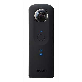 Ricoh Theta S Digital Camera Review