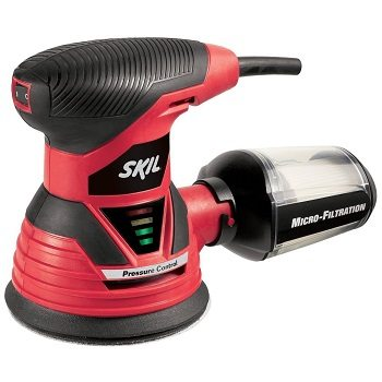 SKIL 7492-02 2.8 Amp 5-inch Random Orbit Sander with Pressure Control Review
