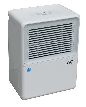 SPT SD-72PE Energy-Star Dehumidifier with Built-In Pump, 70-Pint Review