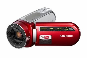 Samsung Flash Memory Camcorder Review
