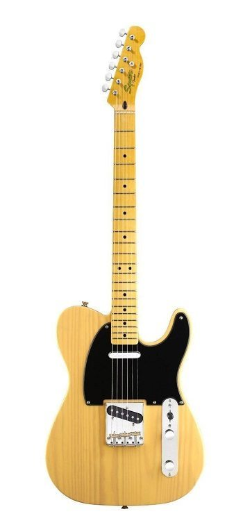 Squier Classic Vibe 50's Telecaster Electric Guitar Review