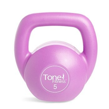 Tone Fitness Vinyl Kettlebell Review​