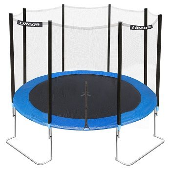 Ultega Jumper Trampoline with Safety Net Review