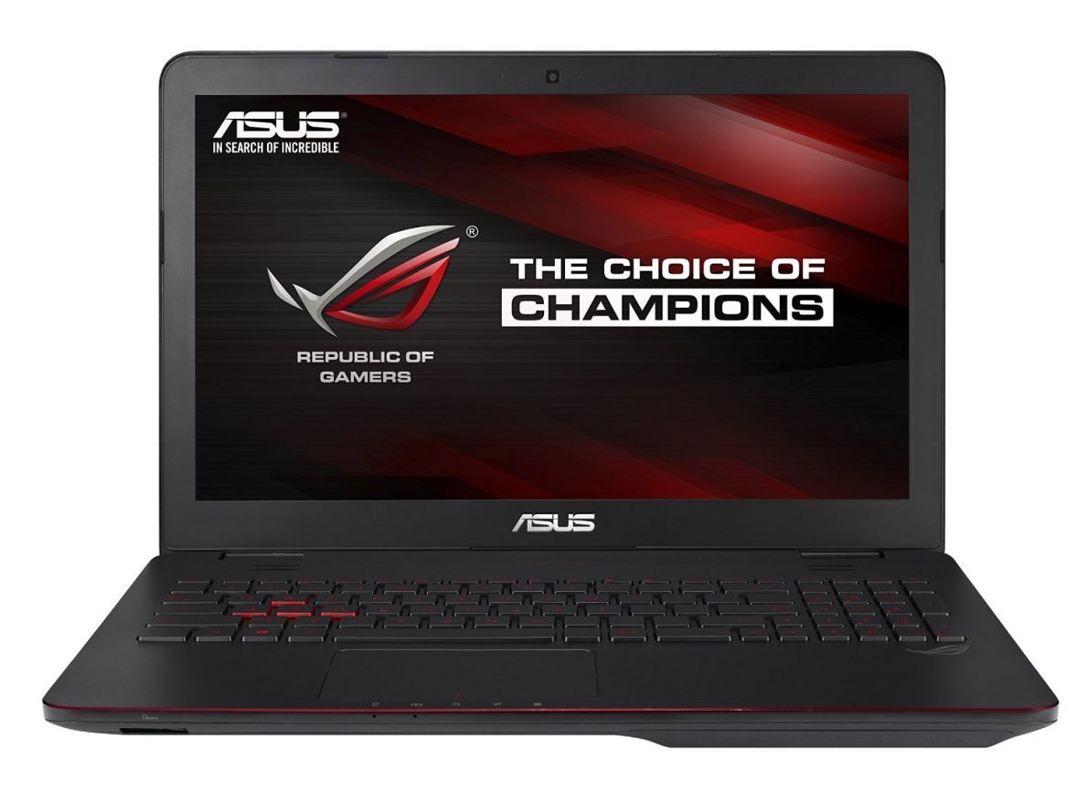 ASUS GL551JM 15-Inch Gaming Laptop Review