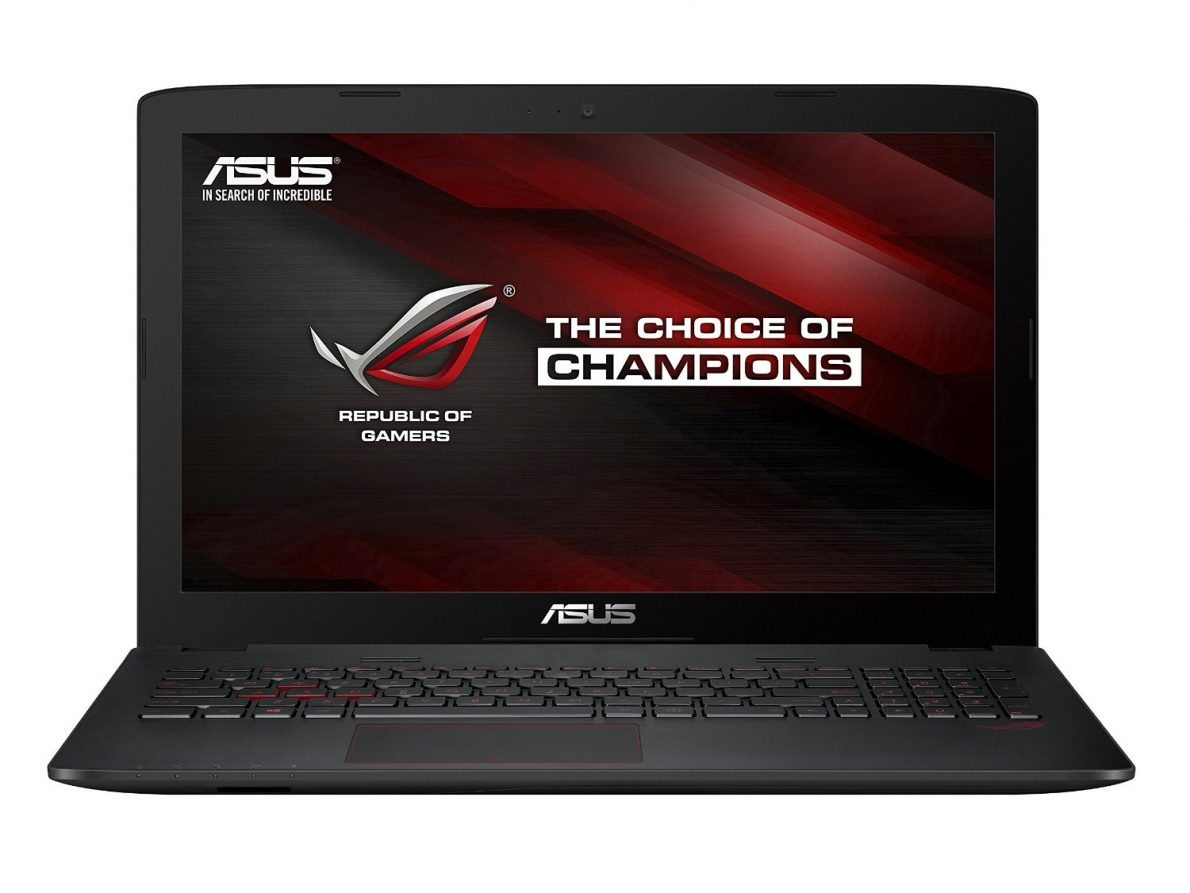 ASUS ROG GL552VW-DH71 15-Inch Gaming Laptop Review