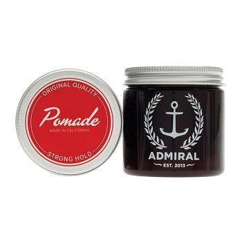 Admiral Strong Hold Pomade Review