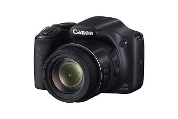 Canon PowerShot SX530 HS Review