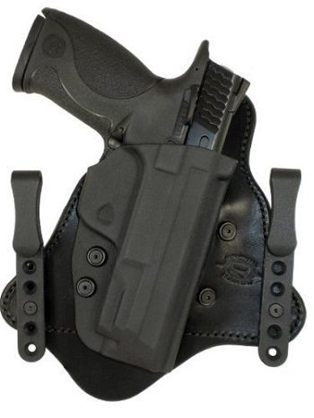 Comp-Tac MTAC Holster - 1.50 Black Standard Clips Review