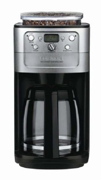 Cuisinart DGB-700BC Grind-and-Brew 12-Cup Automatic Coffeemaker Review