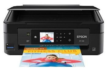 Epson Expression Home XP-420 Wireless Color Photo Printer with Scanner & Copier Review