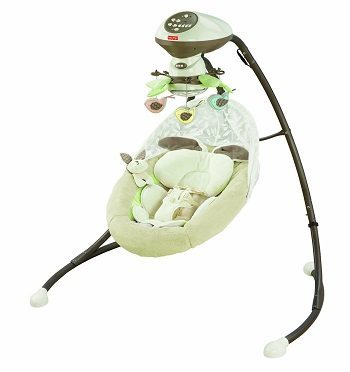 Fisher-Price Snugabunny Cradle 'N Swing with Smart Swing Technology Review