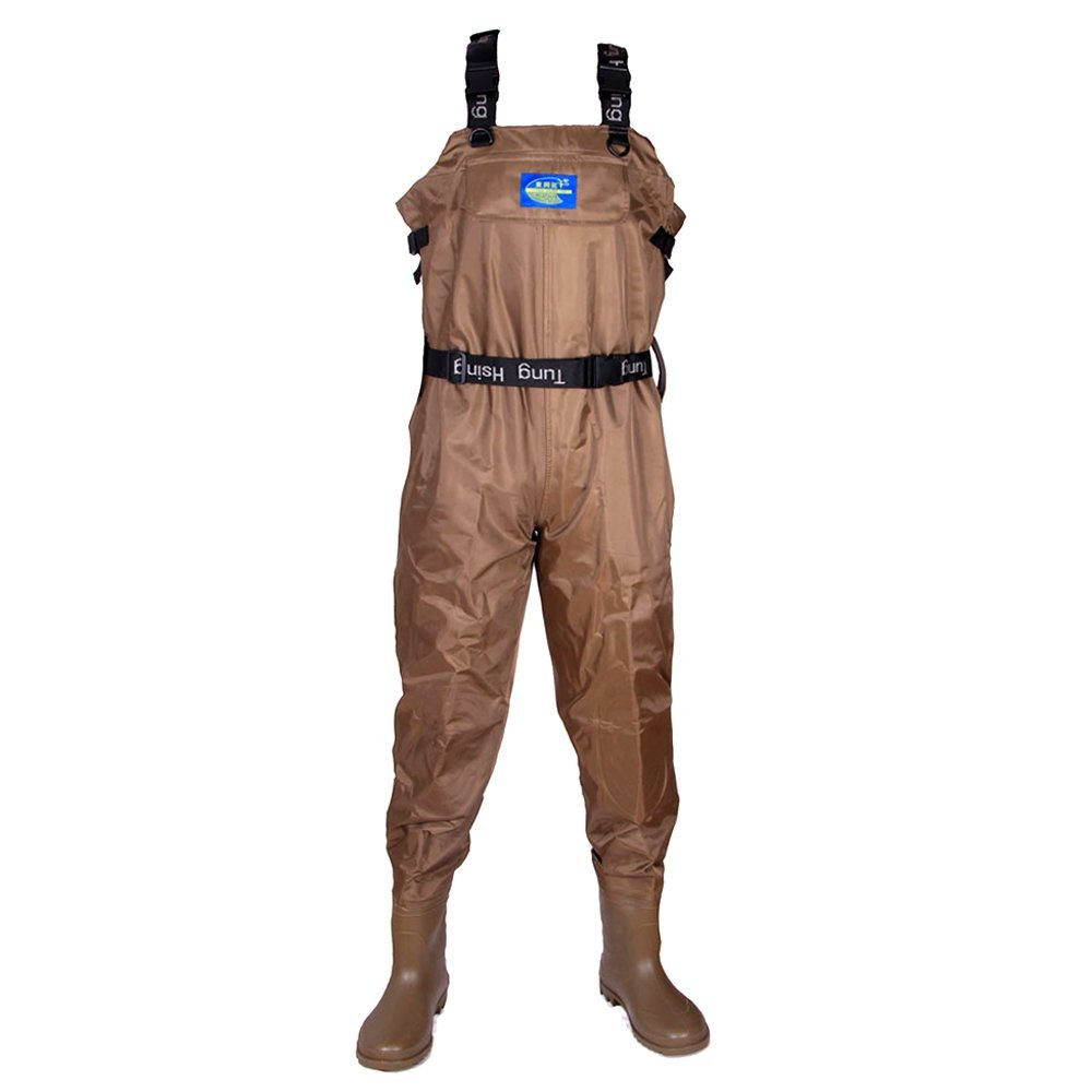FreeFisher Fishing Stocking Foot Chest Wader Review