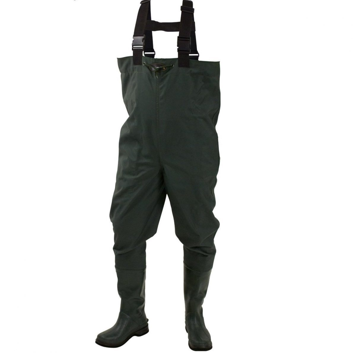 Frogg Toggs Cascades 2-Ply Rubber Bootfoot Cleated Chest Wader Review