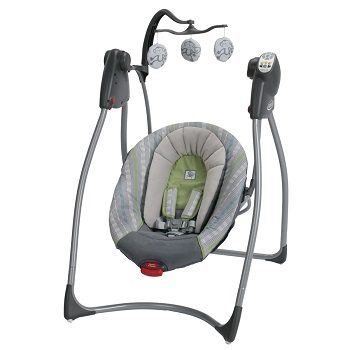 Graco Comfy Cove LX Swing Review