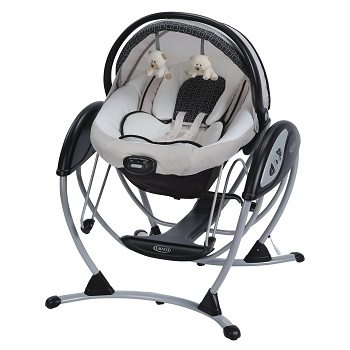 Graco Glider Elite Baby Swing Review